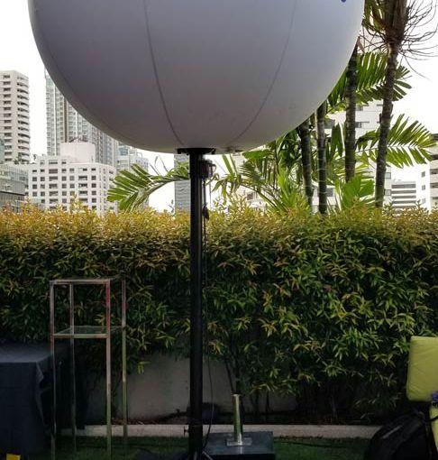 Inflatable-LED-Balls