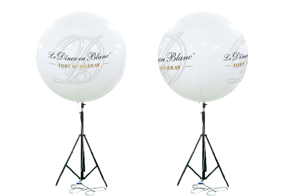 Inflatable Ball Signs