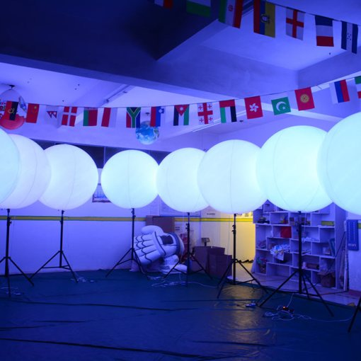 LED-Lightstands