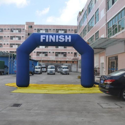 Finish-Line-Inflatable-Arch