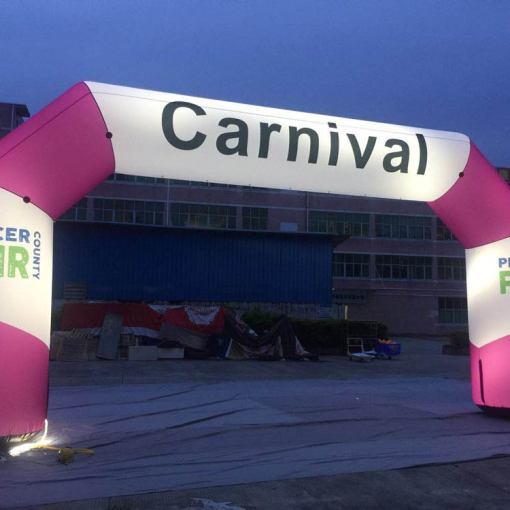 LED-Inflatable-Arch