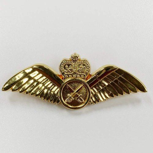 Gold Enamel Pin
