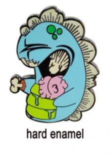 Details of Hard Enamel Pin