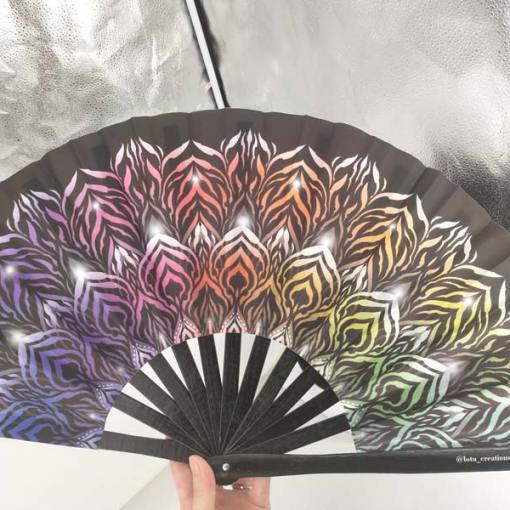 Kung-Fu-Hand-Fan