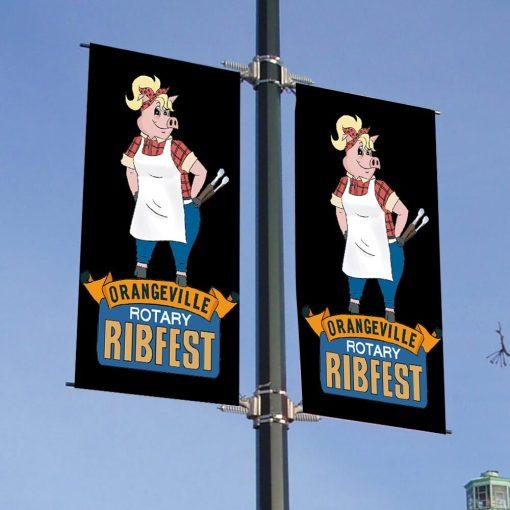 Street-Flags