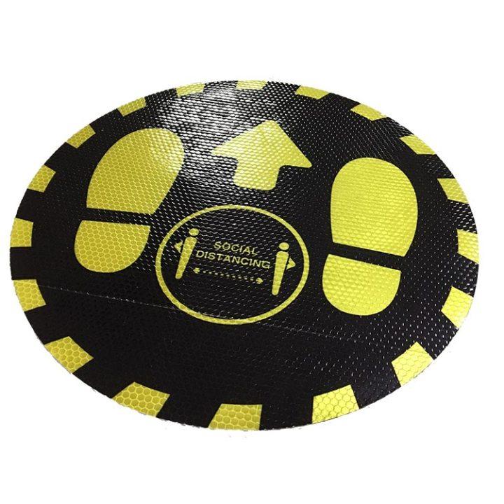 Social-Distancing-Floor-Sticker