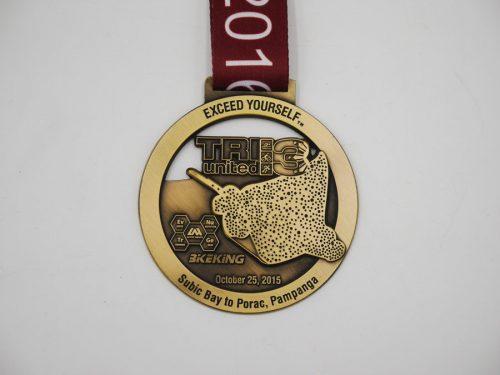 Die Struck Sports Medal