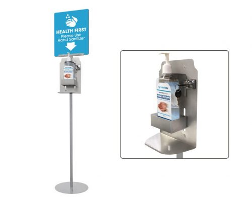 Hand Sanitizer Stand Vancouver