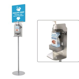 Hand-Sanitizer-Station