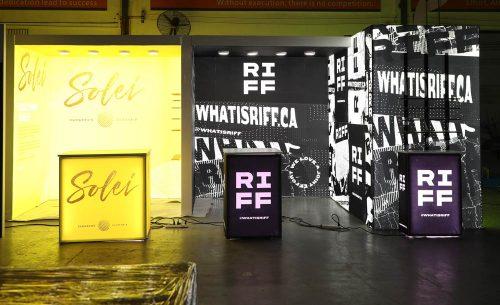 20 Foot Modular Trade Show Booth
