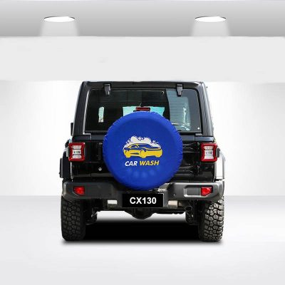 Spare Tire Covers with Logo