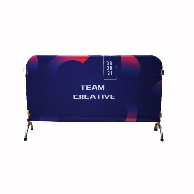 Custom-Crowd-Barrier-Covers
