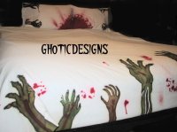 Zombie Bedding Set | Oh My That's Awesome