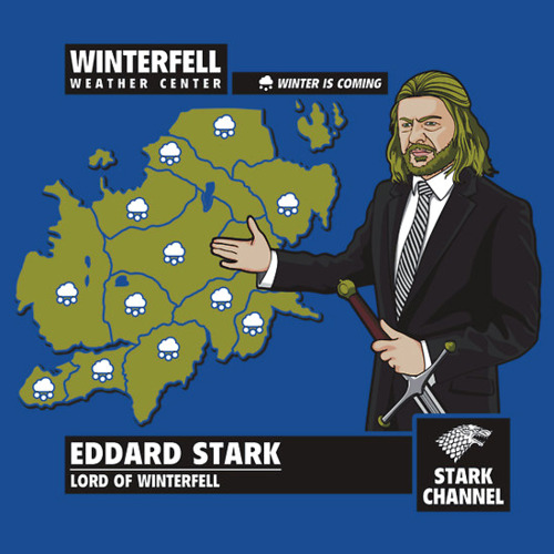 Winter is Coming: Weather Man Edition
