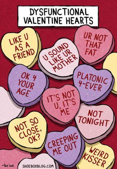 anti valentine