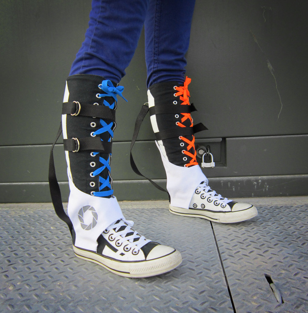Portal Sneaker Boots