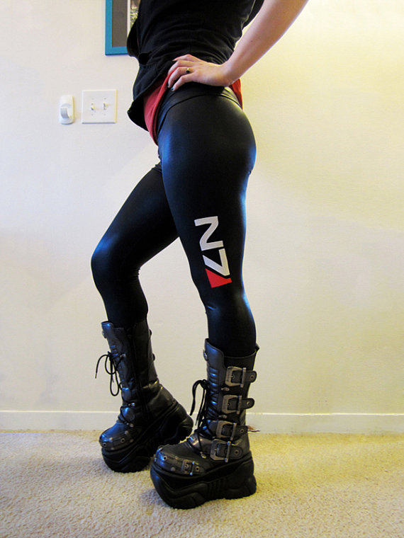 N7 Mass Effect Leggings / Pants