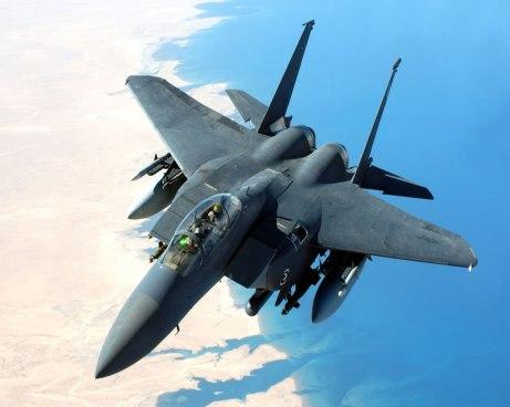 F 15 eagle 4