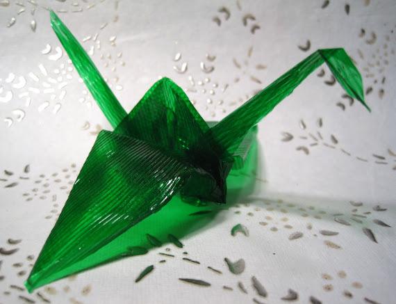 Jello + Origami = Jellogami