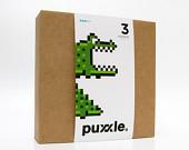 Alligator Puxxle - The Pixel Puzzle