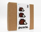 3 Hedgehog Puxxle - The Pixel Puzzle