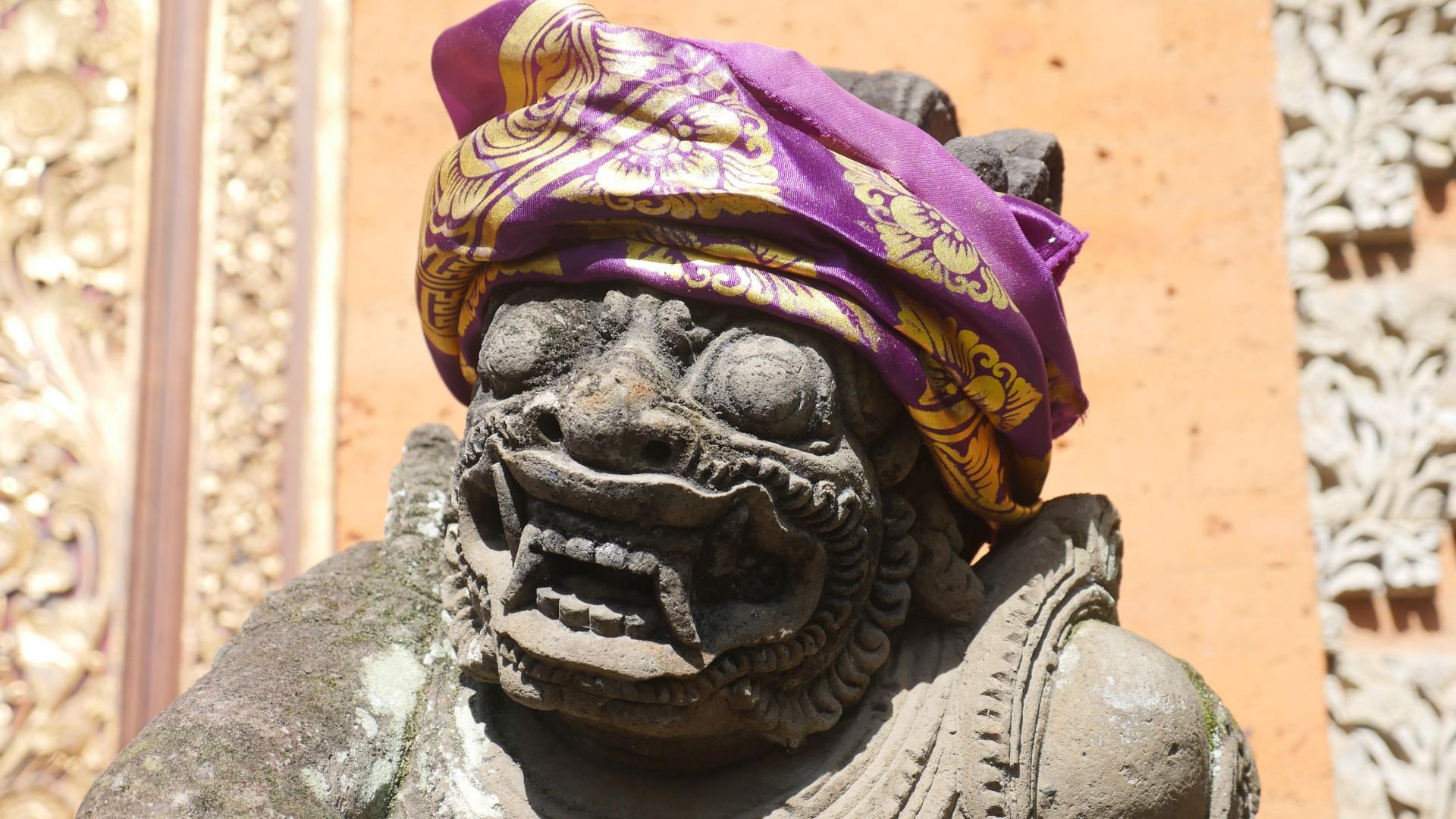 Kurzbesuch in Bali