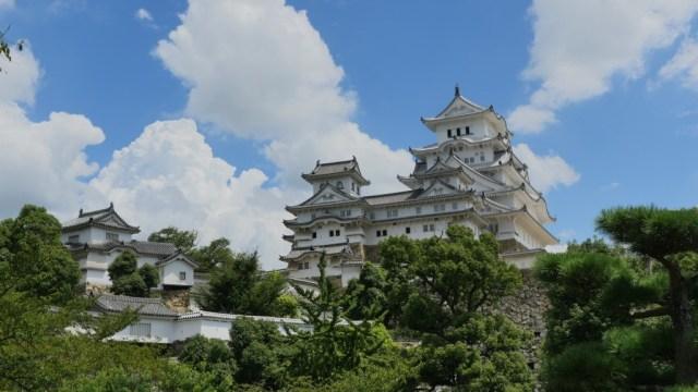 Osaka und die Burgen Japans: Die Burg Himeji