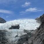 Ende des Franz-Josef-Gletschers