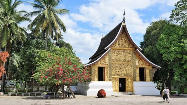 Das neue Zuhause des Phra Bang