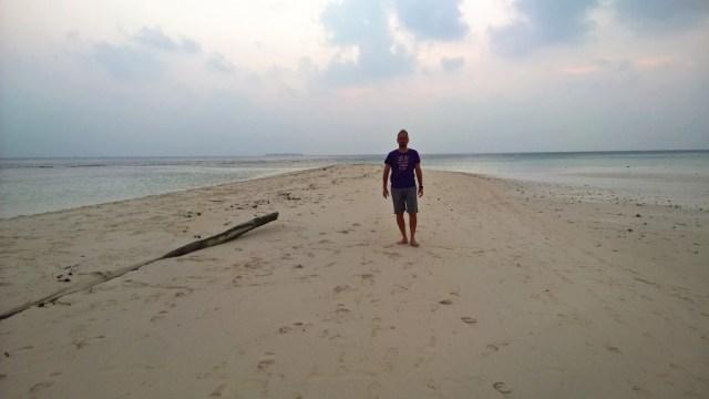 Resorts oder bewohnte Inseln: Die Sandbank von Omadhoo