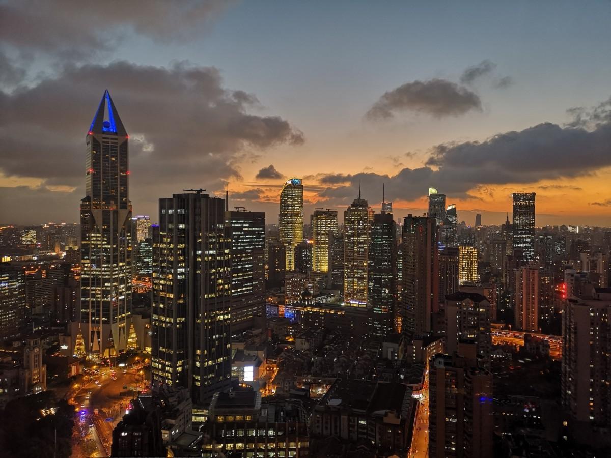 Shanghai: ein Blick auf die Zukunft