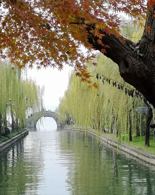 Hangzhou am Westsee - eine der schönsten Städte Chinas