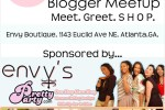 Fashionable Atlanta Blogger Meetup