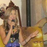 2008 Miss America Kirsten Haglund sharing her experiences in Rwanda