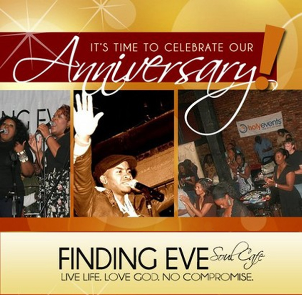 Finding Eve Soul Cafe's One Year Anniversary Celebration