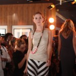 Tulipano was in the house featuring some of their haute couture originals