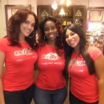 The fab ladies of Salon Soy