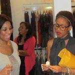Celebrity stylist Mimi J and fashion blogger Mattie of Mattiologie