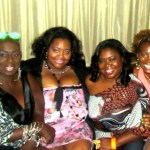 Fabulosity at its finest Kelli Fair Nikka Shae Tamika Morrison and Elaine Moore Kane