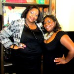 Nikka Shae and Tamika Morrison of T.Morrison Agency