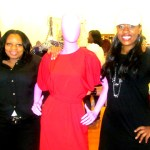 Nikki Cook and LaTanya Vaughn with Material Girl Boutique