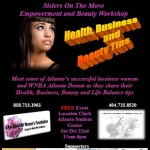 Sisters On The Move Empowerment and Beauty Workshop