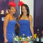 The fab ladies of Rex Goliath Wines