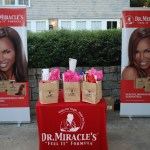 Dr Miracles provided these fab swag bags