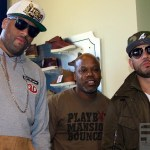 DJ Don Cannon, Too Short, and DJ Drama