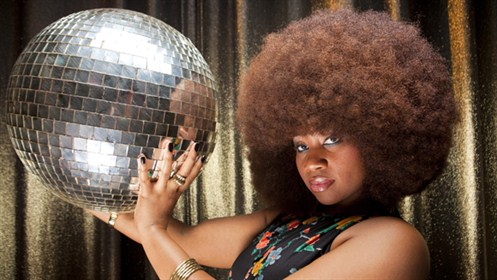 Aevin Dugas – Guinness World Record Holder for the Largest Natural Afro