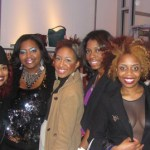 Looking fab with the ladies at Sole Atlanta