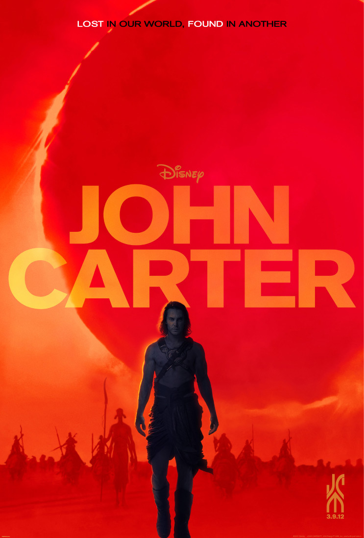 Disney's John Carter movie