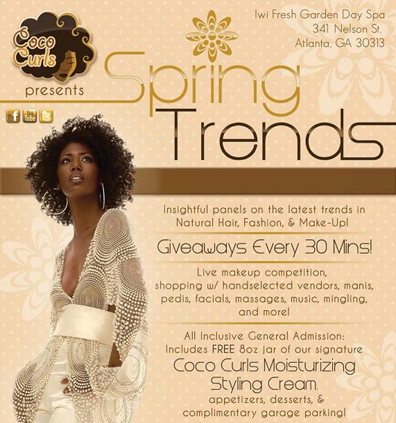 Coco Curls Spring Trends