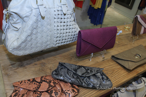 I absolutely loves these clutches and that haute cross-hatched beauty in the back is calling my name